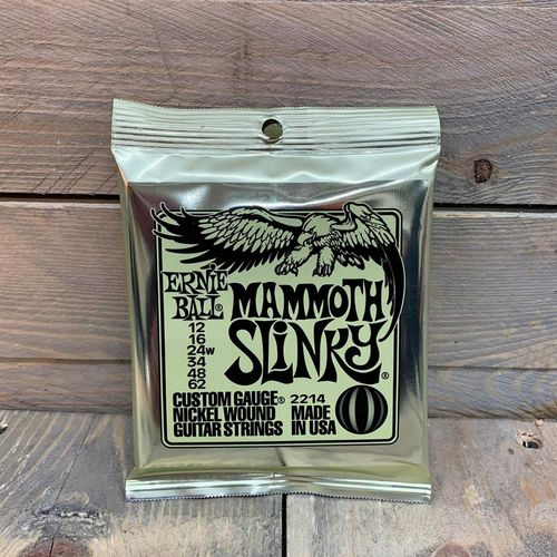 Ernie Ball 2214 Mammoth Slinky Electric 12-62
